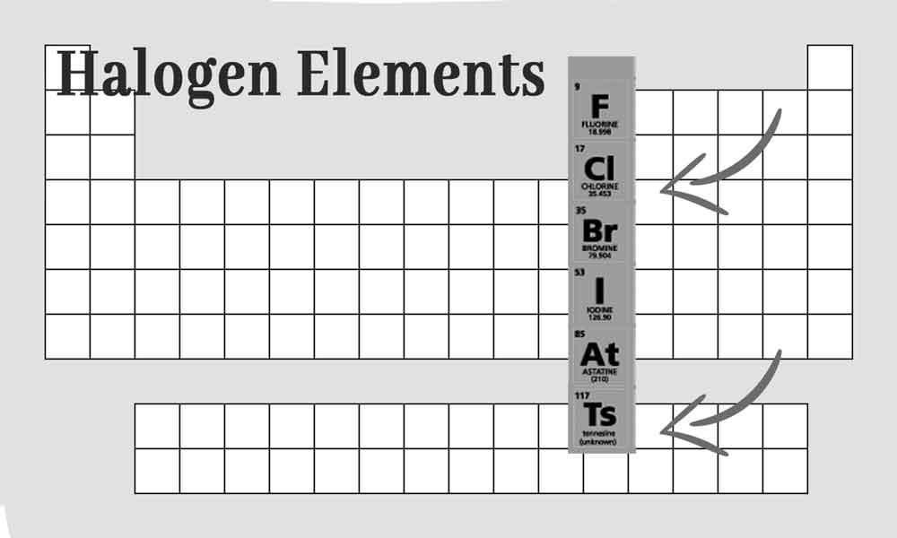 Halogen Elements