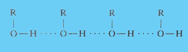 hydrogen-Bond Alcohol
