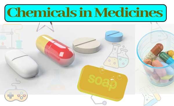 Chemicals in Medicine: Class 12